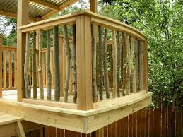 Concept Deck Railing Ideas Is Another Really Neat Idea For And Simple Design