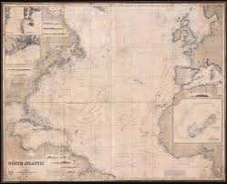 Bermuda Navigation Charts North Atlantic Geographicus Rare Antique Maps