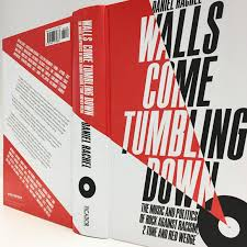 like not working this cover is printed straight onto the hardback board using just three colours for a stark simple yet eye catching design