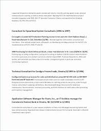 Resume One Page 30 Professional Resume In One Page Sample Photo Fresh Resume Sample