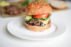 blackbean couscous burgers recipe righter