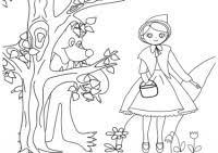 Disegni Di Fiabe Da Colorare Immagini Per Bambini Da Stampare Gratis