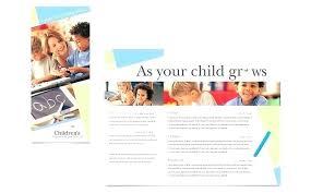 school brochure design ideas school brochure template free school brochure design samples