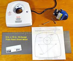 Home Depot Uv Light Hvac How To Install A Honeywell Ultraviolet Light Treatment System