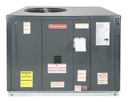 goodman heating and air. goodman gpg1424040m41 2 ton cooling 40 000 btu heating r 410a refrigerant 14 seer and air