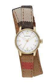 burberrywomen s double wrap band watch