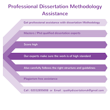 How To Write A Dissertations How To Write Methodology For Dissertation Methodology Structure