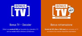 È arrivato il nuovo bonus rottamazione TV - TELE System