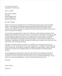 faculty cover letters free 12 sample cover letter examples in pdf doc