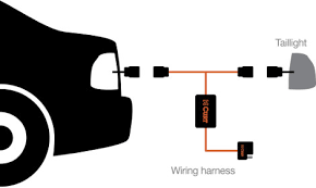 towing 101 chapter 7 towing electrical & wiring dinghy towing harness at Tow Vehicle Wiring Harness