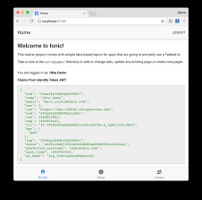 Build an Ionic App with User Authentication ― Scotch.io