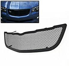 2006 chrysler crossfire car radio wiring diagram zmautoparts chrysler crossfire front upper stainless steel mesh grille grill black 1pc