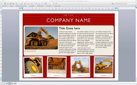 Word Templates For Newsletters Templates For Word For Mac Made For Use Free Newsletter Templates