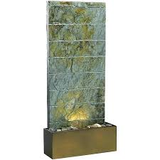 water wall fountain here are feature minimalist indoor outdoor build mini