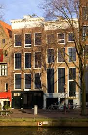 the diary of anne frank a compare and contrast essay between the english the anne frank house alongside the prinsengracht in amsterdam the nederlands