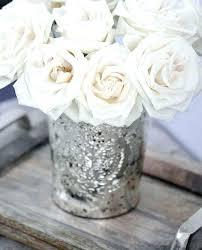 gold mercury glass vases vase like this item uk gold mercury glass vases