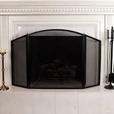 Custom Cast Iron Fireplace Doors Tools Black Antique Screen Black Fireplace Doors