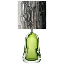 Green Table Lamps Australia Lamp Shades Only Dark Soft Mica Lighting