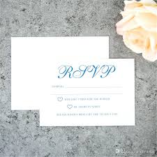 Response Cards For Weddings Cheap Rsvp Cards For Weddings Wedding Invitations With Modern Yellow