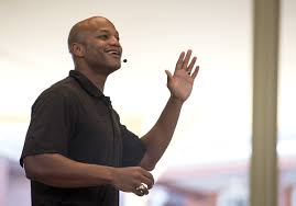 Wes Moore Discusses Importance of Reintegration for Veterans - The  Chautauquan Daily