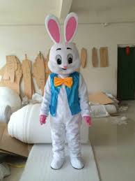 Mascot Size Chart 2019 Easter Mascot Costume Rabbit Cartoon Cosplay Fancy