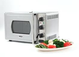 countertop conventional oven with the you can cook your sides in 1 3 the