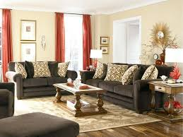 dark brown couches decor for what color area rug with couch leather