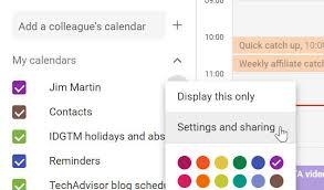 How To Sync Google Calendar With Outlook Tech Advisor