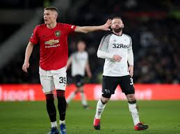 Mctominay is a graduate of the manchester united youth academy and made his senior debut for. Wayne Rooney Fights Scott Mctominay S Corner As Manchester United Hero Helps The Next Generation Daily Record