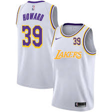 Donovan mitchell cyberface, hair and body model yo. Lakers 39 Dwight Howard White 2020 2021 New City Edition Nike Swingman Jerseys