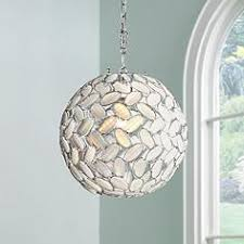 plug in pendant lighting.  pendant kaia frosted beads 12 and plug in pendant lighting a