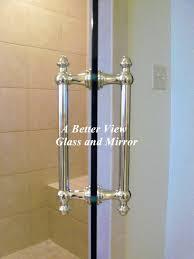 shower door handles shower door handles chrome shower door pull for frameless shower door polished chrome