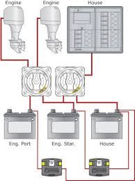 blue sea battery switch wiring diagram blue image acr install the hull truth boating and fishing forum on blue sea battery switch wiring diagram