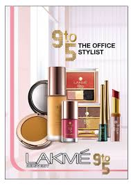 lakme has launched the new 9 to 5 office stylist range of makeup all the s and shades available along with the list