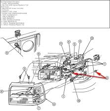 headlight bulb wiring diagram headlight discover your wiring 696m7 ford f 150 xlt steps remove headlight 2013 kia optima wiring diagram