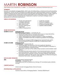 Commercial Mortgage Broker Cover Letter Sarahepps Com