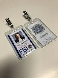 Card Id io Zeppy - Fbi