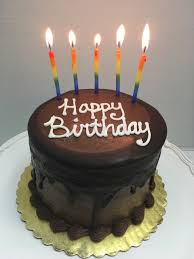 Mail Order Chocolate Birthday Cake Online We Take The Cake