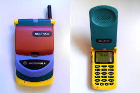 Motorola Rainbow StarTAC by Redfield ...