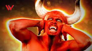 Image result for syaitan/Iblis menangis
