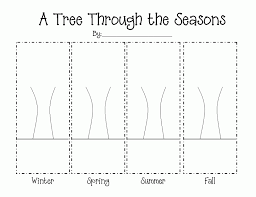 Winter Kindergarten Math Worksheets Seasons Of The Year Season For ...