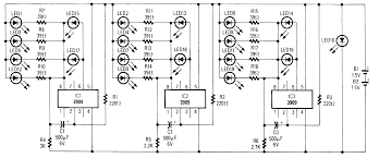 led flasher circuit diagram the wiring diagram led christmas light circuit diagram vidim wiring diagram circuit diagram