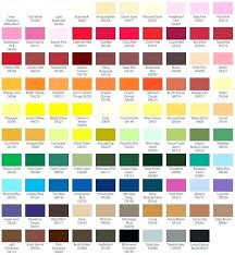 Acrylic Color Mixing Chart Golden Paints Color Chart Desprenadal Info