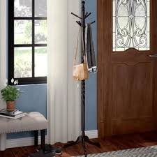 Home To Office Solutions Coat Rack 100 Inch Coat Rack Wayfair 85