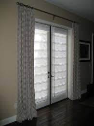 15 Brilliant French Door Window Treatments | Door window treatments, French  door curtains and Doors
