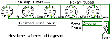 heater wiring the good the bad and the ugly diyaudio click the image to open in full size