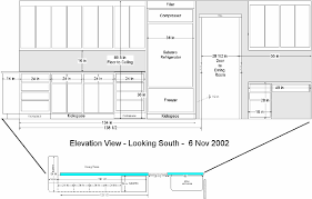 Dimensions Of Kitchen Cabinets Kitchen Cabinets Sizes Charts Design Porter