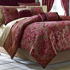 29 red damask bedding creative red damask bedding m 035 002 capture purple and gold designs