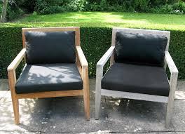 caring for teak garden furniture bau
