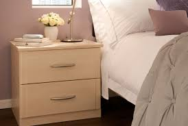 bedroom furniture bedside tables. Bedside Table With A Maple Finish From The Milan Bedroom Furniture Collection Http:// Tables S